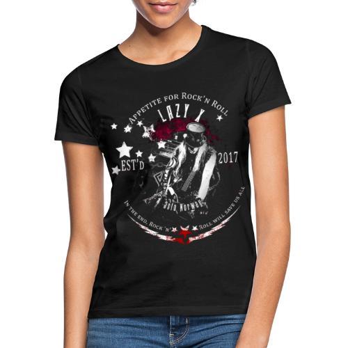 Lazy X - Live - T-skjorte for kvinner