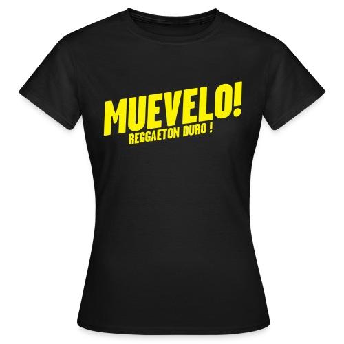 LOGO MUEVELO NEW copie - T-shirt Femme
