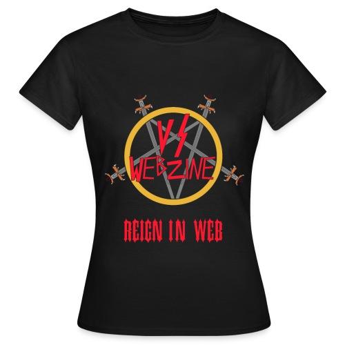 VS SLAYER - T-shirt Femme