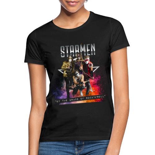 Starmen - By The Grace Of Rock'n'Roll - Women's T-Shirt