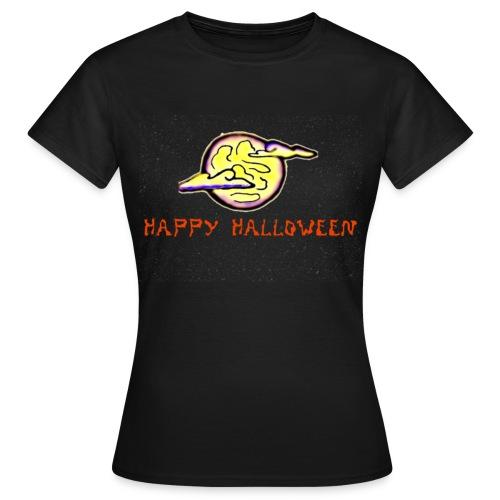 Halloween Moon - Women's T-Shirt