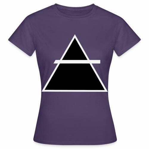 ALKIMASTA LOGO (THE AIR) - T-shirt Femme