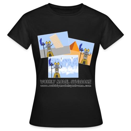 the traveller - Women's T-Shirt
