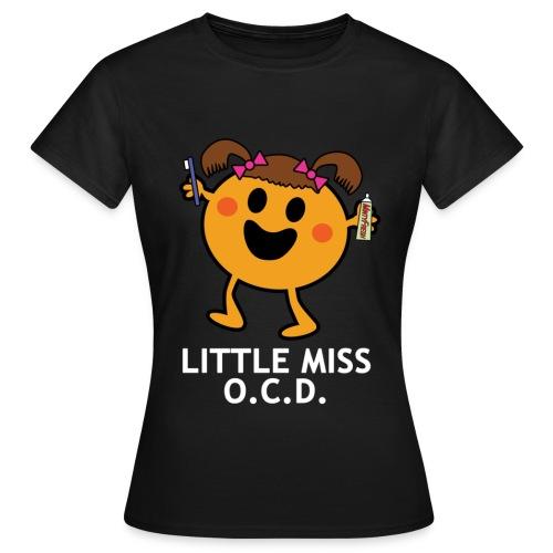 littlemissocdforblack - Women's T-Shirt