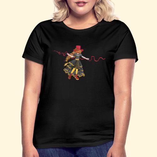 Ladybird - La célèbre uchronaute - T-shirt Femme