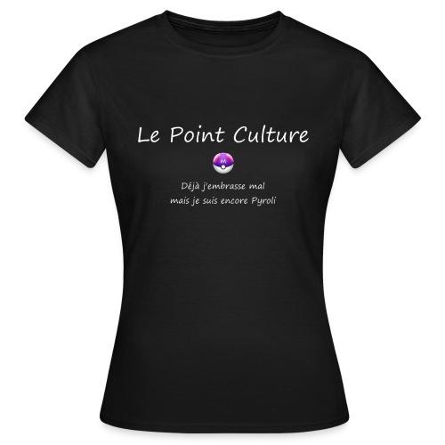 24 2d gif - T-shirt Femme