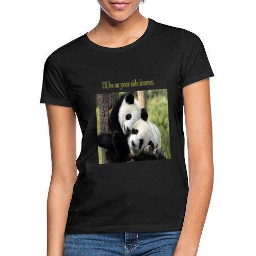 Amistad con ternura - Camiseta mujer
