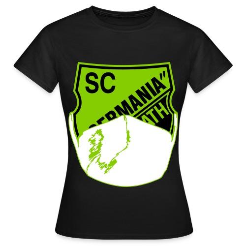 Reusrath Logo Corona - Frauen T-Shirt