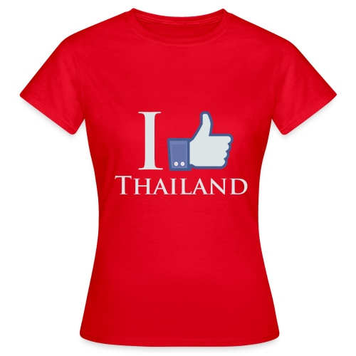 I Like Thailand - Women's T-Shirt