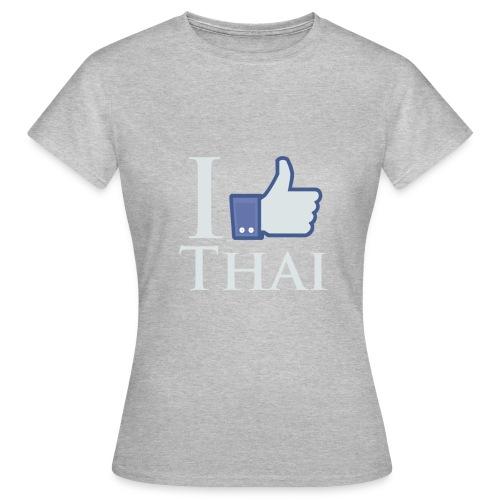 I-Like-Thai-B - Frauen T-Shirt