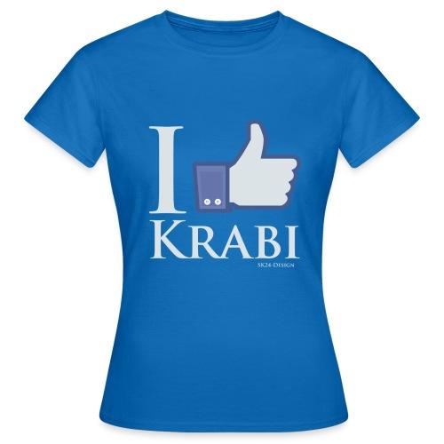 Like Krabi White - Frauen T-Shirt