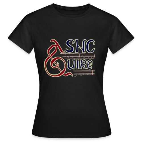 ASNCQuire - Women's T-Shirt