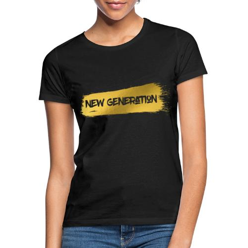 New Generation - Vrouwen T-shirt