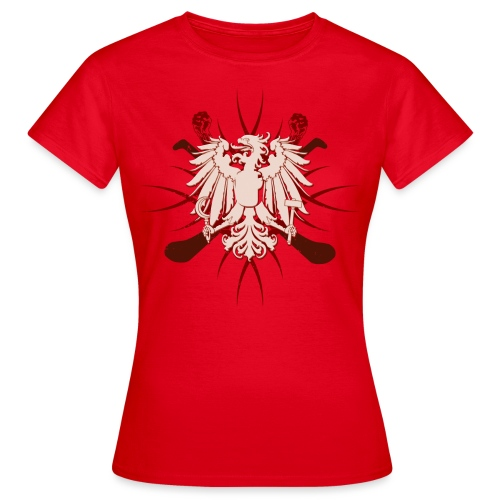 eagle - Women's T-Shirt