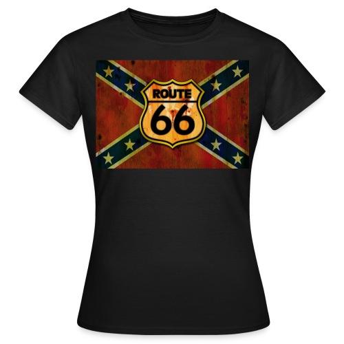ruta66 - Camiseta mujer