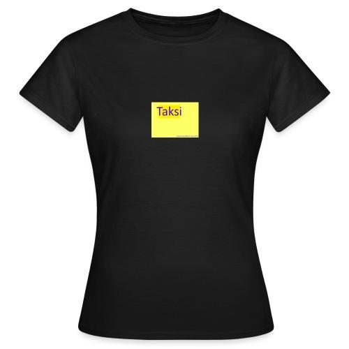 taksifoorumi - Naisten t-paita