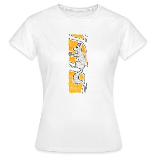 scoiattolo_alma_2015 - Maglietta da donna