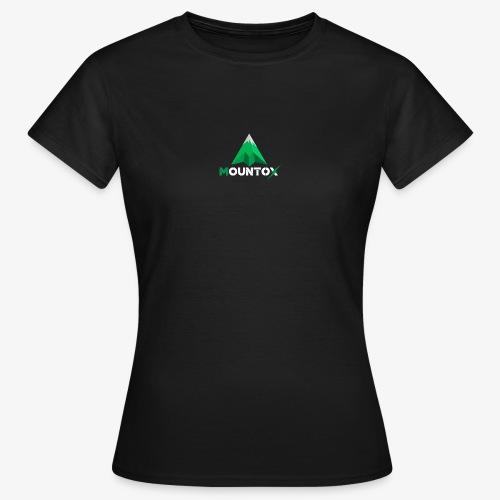 Mountox White - Vrouwen T-shirt