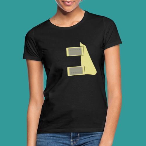 Humbucker Pickups and Pickguard - Women's T-Shirt