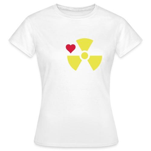 Nuclear - Naisten t-paita