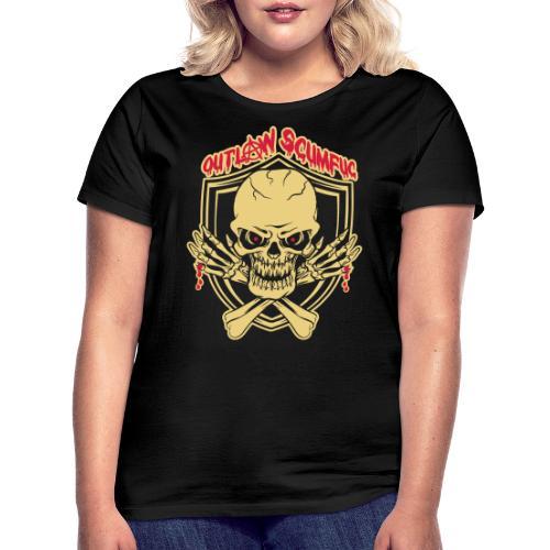 Outlaw Scumfuc - Frauen T-Shirt