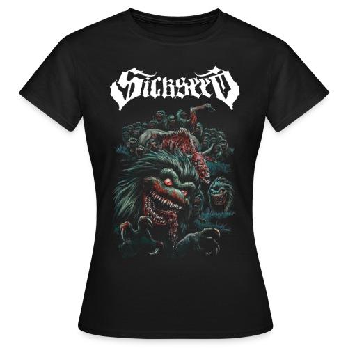 CRITTERS - Dame-T-shirt