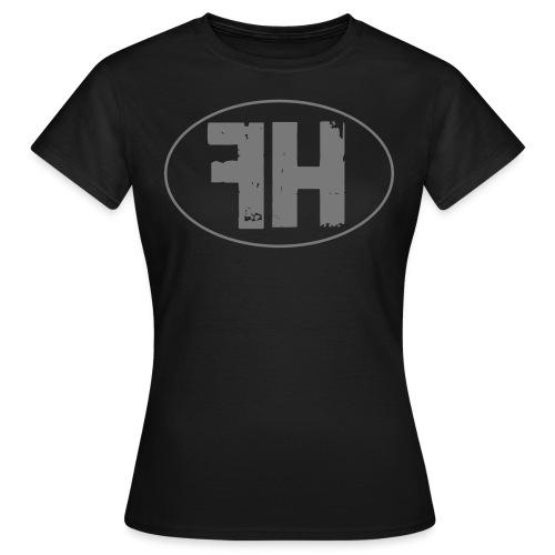 FH Logo Oval - Frauen T-Shirt