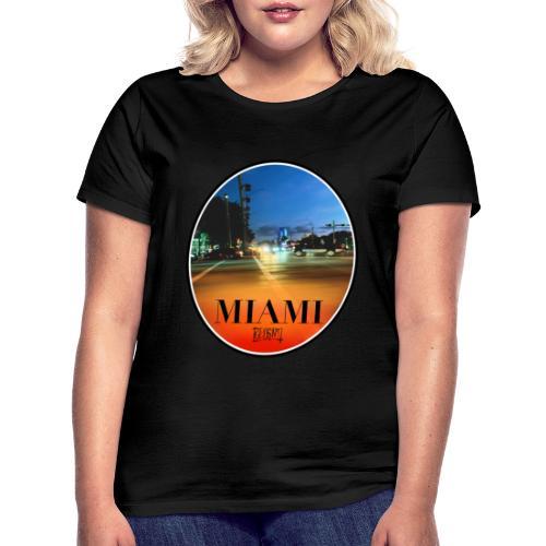 Miami - T-shirt Femme