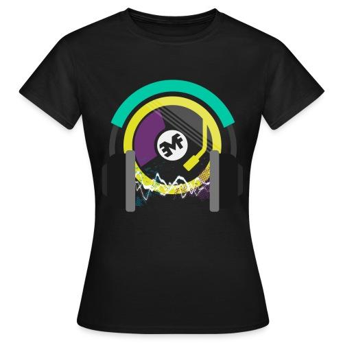 Immerhin Laut männl. - Frauen T-Shirt