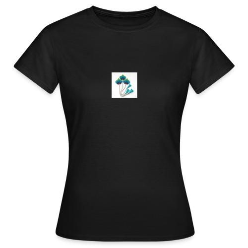 Peacock feather - Women's T-Shirt