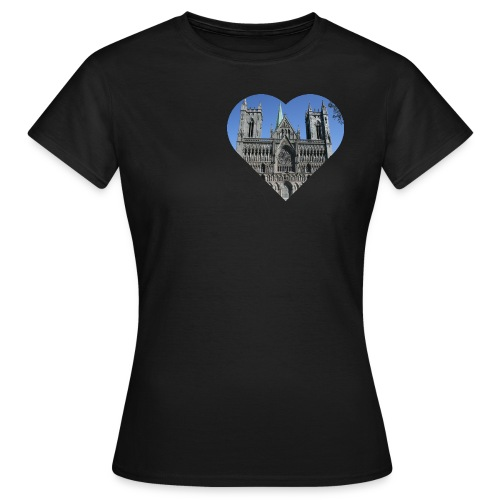 domen - T-skjorte for kvinner