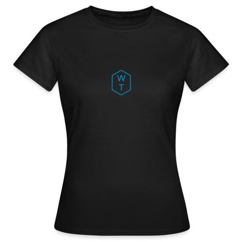 water tubedk - Dame-T-shirt