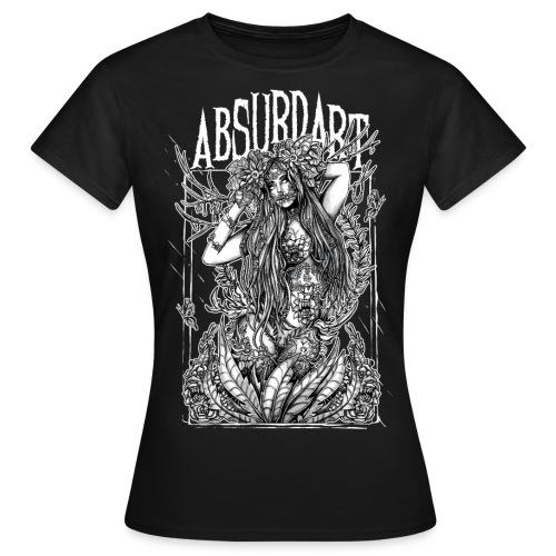 Infested, Absurd Art - Frauen T-Shirt