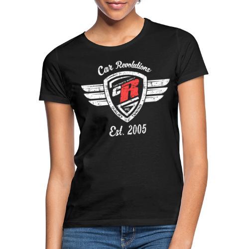 Car Revolutions Design Polo Shirt Side - Frauen T-Shirt