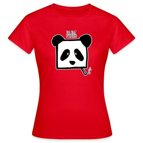 logo InThePanda png - T-shirt Femme