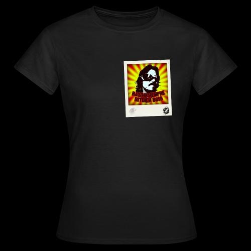 POLAROID hasta siempre - T-shirt Femme