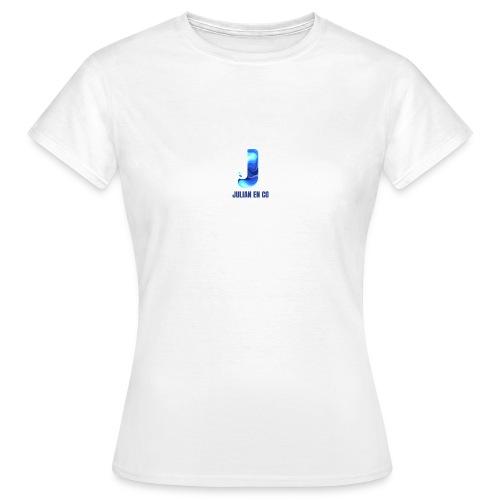 JULIAN EN CO MERCH - Vrouwen T-shirt