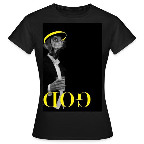 GOD jpg - Vrouwen T-shirt