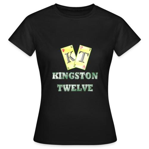 kingston twelve - T-shirt Femme