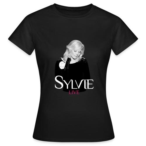 SYLVIEBUSTE - T-shirt Femme