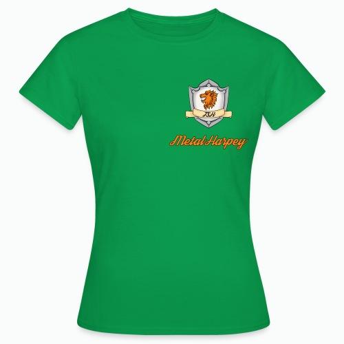metalharpey - Vrouwen T-shirt