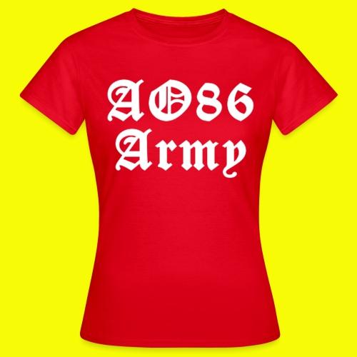 T Shirt Army weiß png - Frauen T-Shirt