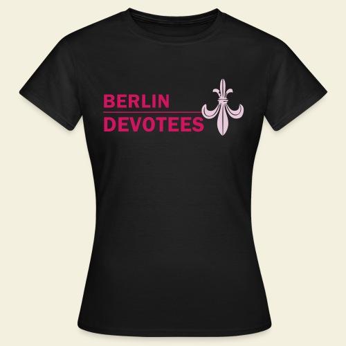dmdevoteeberlin - Frauen T-Shirt
