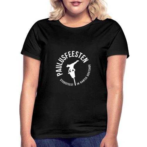 Paulusfeesten BACK - Vrouwen T-shirt