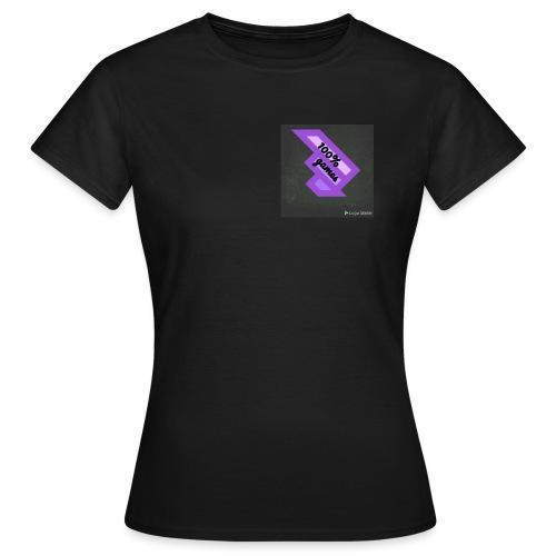 100% games pet - Vrouwen T-shirt