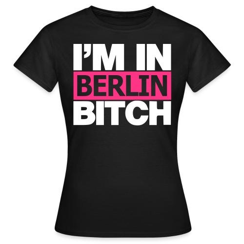 berlin - Frauen T-Shirt