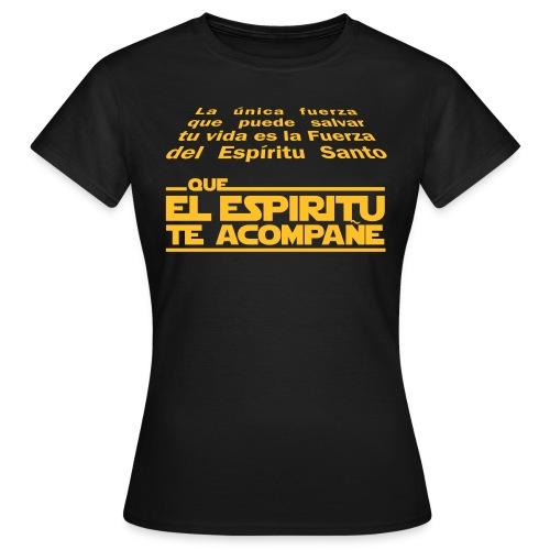 opening v2 2 spread - Camiseta mujer