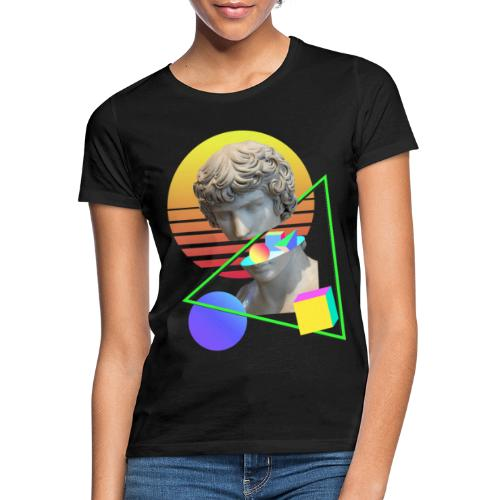 Vaporwave - Camiseta mujer