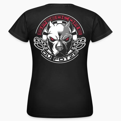 Speedcore Du F*tze - Women's T-Shirt
