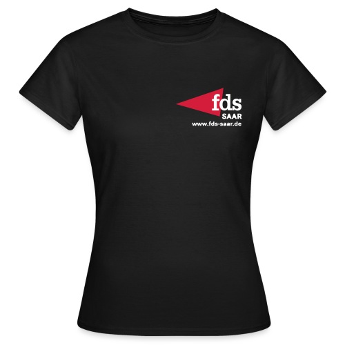 logofdspur - Frauen T-Shirt